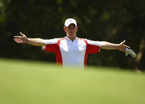 图文-澳大利亚PGA锦标赛落幕萨巴蒂尼痛失冠军