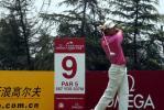 图文-上海锦标赛决赛轮蔡楠进入领先榜