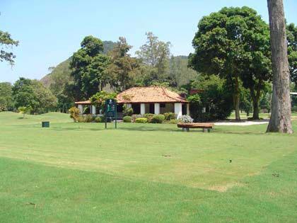 图文-依坦哈加高尔夫俱乐部美景感受绿色自然