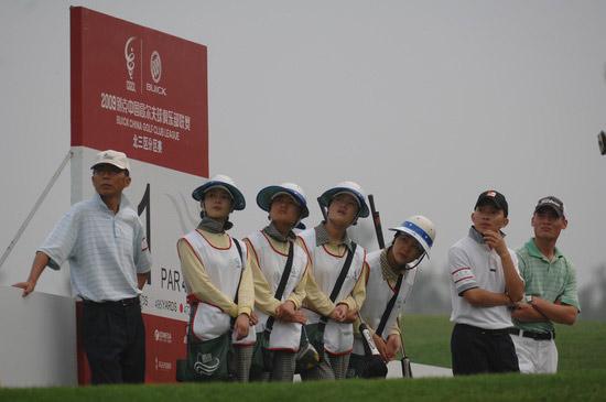 图文-俱乐部联赛北三区首轮观望小球方向