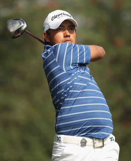 图文-阿凡塔名人赛决赛轮香港选手卡瓦查泰宁