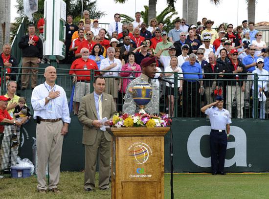 图文-ca锦标赛开球仪式 开幕式现场图片