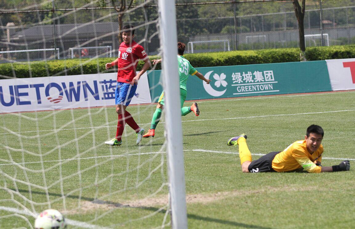 预备队联赛 杭州绿城VS河南建业(3)
