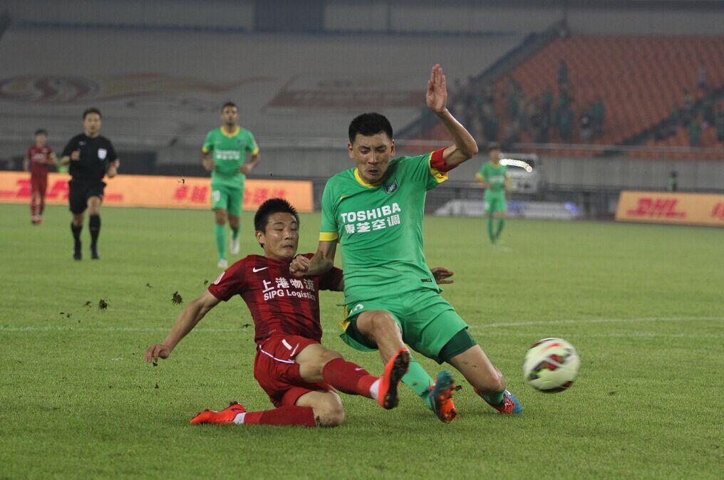 杭州绿城VS上海上港(3)