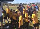 美国社区青少年足球赛