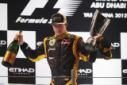 F1阿布扎比莱科宁夺冠
