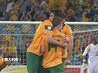 视频集锦-卡希尔高空轰炸 澳大利亚追2球2-2阿曼