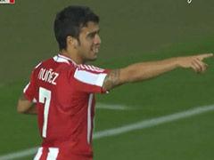 进球视频-德国队开场被打身后 努涅斯单刀劲射破门