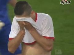 视频集锦-伊比舍维奇失点 斯图加特1-1法兰克福
