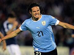 视频集锦-苏神传射卡瓦尼破门 乌拉圭3-2阿根廷
