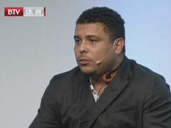 视频-大罗力挺巴西世界杯:不能容忍暴力存在