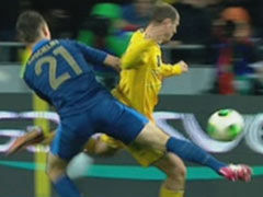 进球视频-科斯切尔尼送点 法国再遭重创2球落后