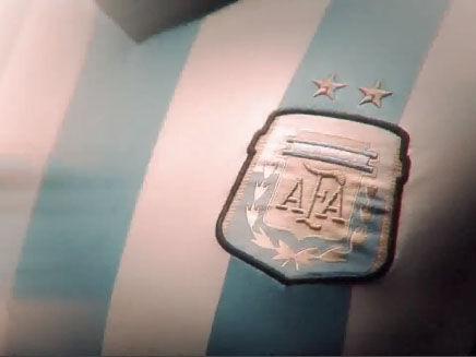 视频-阿根廷世界杯新战袍宣传片 梅西领衔主演