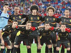 视频-分组抽签高居第一档 揭秘32强之红魔比利时
