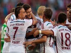 视频集锦-莱万里贝里破门 拜仁7-6点杀门兴进决赛