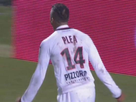 视频集锦-普利90分钟献绝杀 尼斯客场2-1波尔多