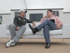 斯科特接受采访 畅谈美国大师赛胜利