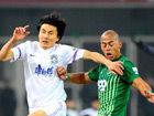 视频集锦-李玮锋头槌外援一条龙 泰达2-2杭州