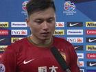 视频-郜林:能进球获胜很开心 球队越来越成熟