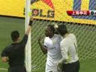视频-乌塔卡捡漏破空门 裁判亮黄牌吹越位在先