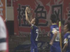 视频集锦-于大宝凯塔建功 大连阿尔滨3-0武汉卓尔