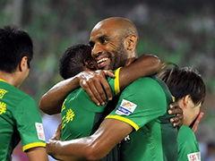 视频录播-2013中超第22轮:国安vs阿尔滨下半场