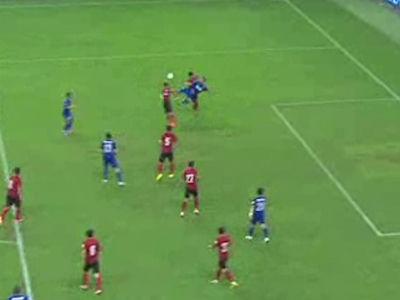 视频录播-中超第15轮 上海绿地3-2辽宁宏运下半场