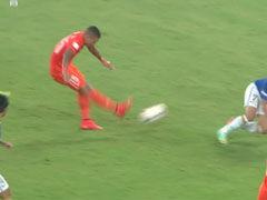 进球视频-洛维挑传杀敌于无形 乌索插上再入一球