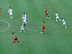 视频-贝奇拉耶单刀推射 越位在先判罚有争议