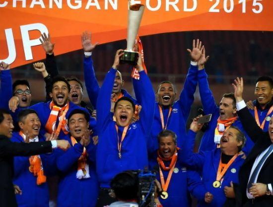 2015超级杯颁奖典礼