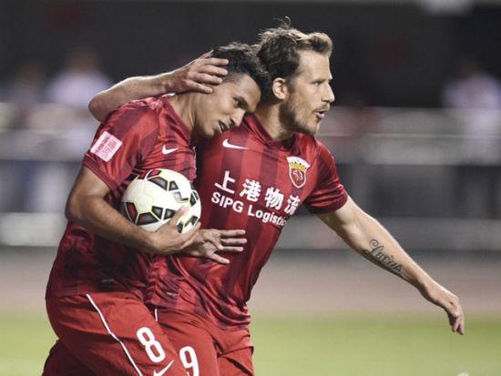 视频集锦-汪佳捷神乌龙武磊救主 永昌2-2平上港