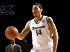 NBA视频-丹尼格林NBDL生涯集锦 曾与林书豪联手搭档