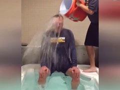伯德冰桶挑战+冰浴