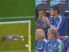 视频-是竞争对手也是队友!卡西为洛佩斯神扑鼓掌