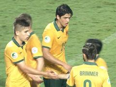 亚少赛中国0-3澳洲