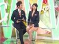 视频-亚运女主播肉色裙惹争议 外套内似空无一物