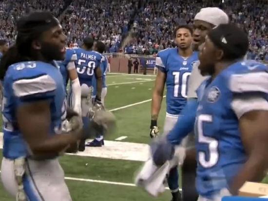 NFL球员庆祝盘点