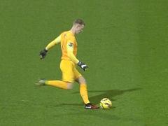 视频-QPR1分钟内2进球被吹 越位+哈特开门球违例