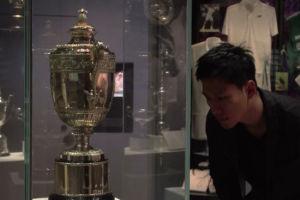 视频-温网场馆游之博物馆 近距离探寻温网历史