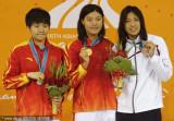 女子100米自游泳唐奕夺冠