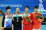 男子87公斤级伊朗选手夺冠