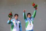 男子双人划艇1000米