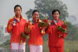 女子马拉松决赛