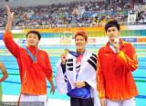 男子400米自朴泰桓夺冠
