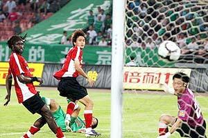 国安3-0胜辽宁