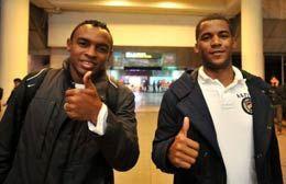 巴西双星抵海南赞鲁能中超豪门雷纳托想学习中文