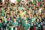 图文-[中超]浙江绿城1-1北京国安 绿城球迷激情依旧