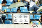 图文-[中超]深圳队VS大连实德女球迷独爱安贞焕