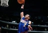 NBA老照片-他的飞翔曾让科比仰望昔日3号今何在?