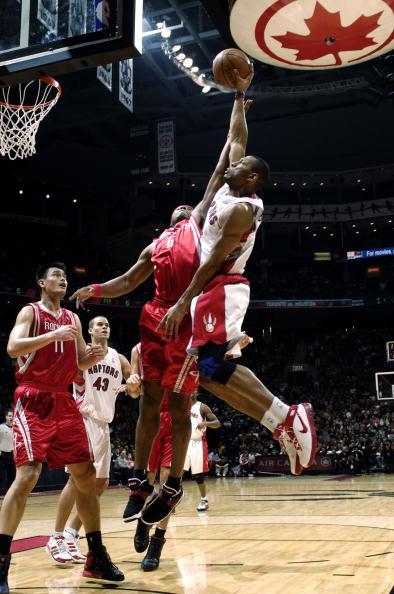 图文-[NBA]火箭80-93猛龙维尔斯差一点就盖到